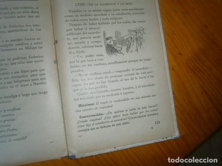 Libros de segunda mano: ¡¡EZEQUIEL SOLANA¡LECTURAS DE ORO¡¡NOSE SI FALTA ALGUNA PAGINA¡¡BUENA EDICCION¡¡ - Foto 21 - 139535202