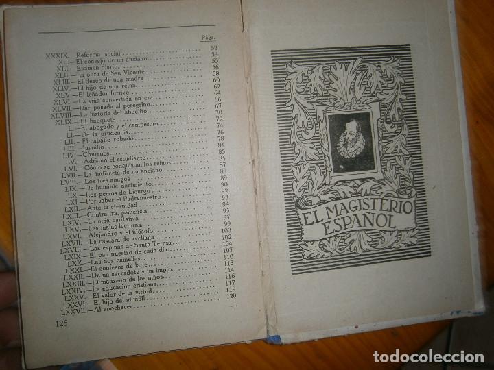 Libros de segunda mano: ¡¡EZEQUIEL SOLANA¡LECTURAS DE ORO¡¡NOSE SI FALTA ALGUNA PAGINA¡¡BUENA EDICCION¡¡ - Foto 24 - 139535202