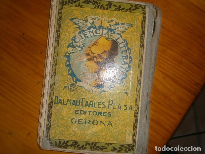 Libros de segunda mano: ¡EL PRIMER MANUSCRITO¡¡MAL ESTADO¡¡BUENA EDICCION¡¡ - Foto 3 - 139535442