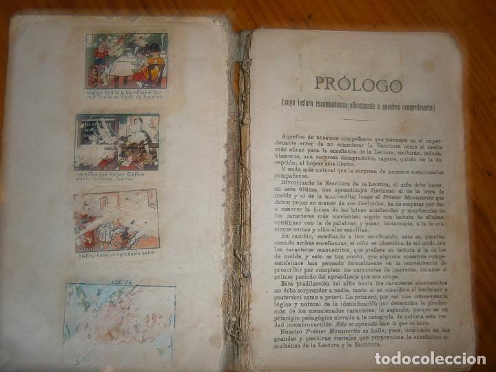 Libros de segunda mano: ¡EL PRIMER MANUSCRITO¡¡MAL ESTADO¡¡BUENA EDICCION¡¡ - Foto 4 - 139535442
