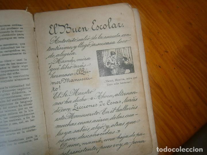 Libros de segunda mano: ¡EL PRIMER MANUSCRITO¡¡MAL ESTADO¡¡BUENA EDICCION¡¡ - Foto 5 - 139535442