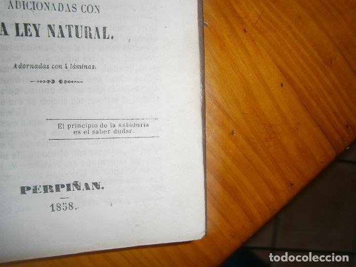 Libros de segunda mano: ¡¡LAS RUINAS ¡NOSE SI FALTA ALGUNA PAGINA¡¡BUENA EDICCION¡¡ - Foto 9 - 139535838