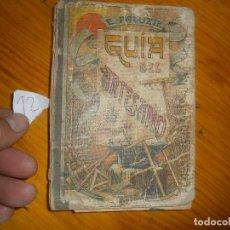 Libros de segunda mano: ¡GUIA DEL ARTESANO ''EN MAL ESTADO¡¡. Lote 139536034