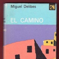 Libros de segunda mano: MIGUEL DELIBES EL CAMINO ED DESTINO 1979 COLECCIÓN ÁNGORA Y DEFÍN NÚM 57. Lote 139657558