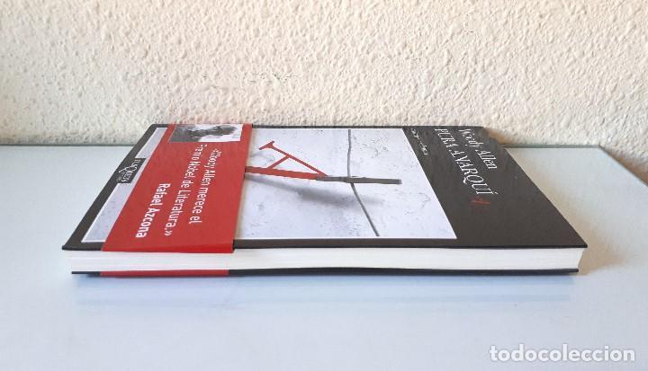 Libros de segunda mano: WOODY ALLEN / PURA ANARQUÍA / TUSQUETS 2007 (1ª EDICIÓN) - Foto 4 - 139754406