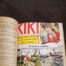 Libros de segunda mano: KIKI AVENTURAS DR UN NIÑO HUÉRFANO. Lote 139757778
