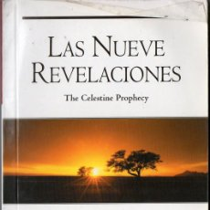 Libros de segunda mano: LAS NUEVE REVELACIONES (JAMES REDFIELD). Lote 139764474