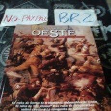 Libros de segunda mano: LA HISTORIA DEL OESTE EDITORS SA TAPA BLANDA. Lote 139805901