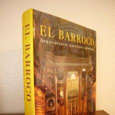 Libros de segunda mano - ROLF TOMAN: EL BARROCO. ARQUITECTURA. ESCULTURA. PINTURA (KÖNEMANN, 1997) GRAN FORMATO. PERFECTO. - 139821130