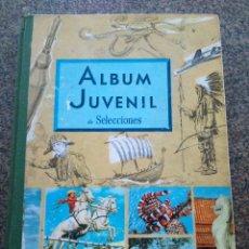 Libros de segunda mano: ALBUM JUVENIL DE SELECCIONES - READER,S DIGEST 1962 --. Lote 140017994