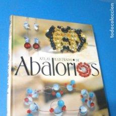 Libros de segunda mano: ATLAS ILUSTRADO DE ABALORIOS.-VVAA. Lote 140021154