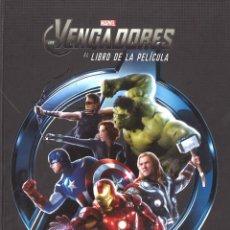 Libros de segunda mano: LOS VENGADORES. EL LIBRO DE LA PELÍCULA. 2012. Lote 140027970
