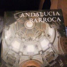 Libros de segunda mano: ANDALUCIA BARROCA. Lote 140053794