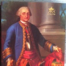 Libros de segunda mano: EL CONDE DE ARANDA. DIPUTACIÓN GENERAL DE ARAGÓN. CATÁLOGO EXPOSICIÓN 1998. Lote 140057198