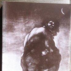 Libros de segunda mano: DISCURSOS SOBRE GOYA. IV MUESTRA DE DOCUMENTACIÓN HISTÓRICA ARAGONESA. ZARAGOZA 1996. Lote 140057658