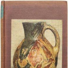Libros de segunda mano: MEDIEVAL ENGLISH POTTERY. - RACKHAM, BERNARD. - LONDRES, S.A. (C. 1948).. Lote 140130290