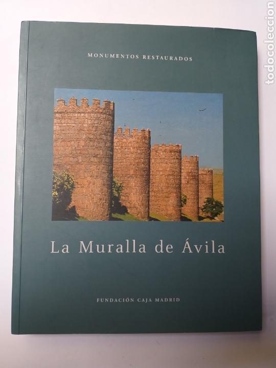 Avila Historia Arte Siglo X La Muralla De Avila Monumentos Restaurados Fundacion Caja Madrid
