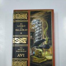 Libros de segunda mano: EL LIBRO SIN PALABRAS. - UNA FABULA DE MAGIA MEDIEVAL. - AVI - ALFAGUARA JUVENIL. TDK296. Lote 140158562