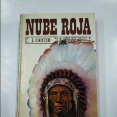 Libros de segunda mano: NUBE ROJA. CARTER, J. COLECCION AURIGA-OESTE Nº 4. 1973. TDK78. Lote 140164590