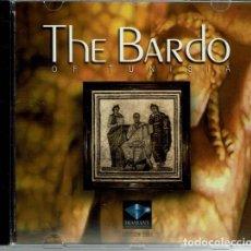 Libros de segunda mano: EL MUSEO DEL BARDO. MOSAICOS ROMANOS. TÚNEZ. MULTIMEDIA. CD COMPATIBLE. Lote 140335414