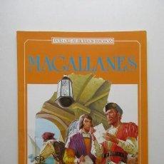 Libros de segunda mano: MAGALLANES, CON UN APÉNDICE PARA LA DOCUMENTACIÓN Y LA INVESTIGACIÓN, 1984. Lote 140364258