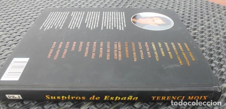 Libros de segunda mano: SUSPIROS DE ESPAÑA LA COPLA Y EL CINE DE NUESTRO RECUERDO TAPAS DURAS 29X25CM 1501 GR - Foto 3 - 140378278
