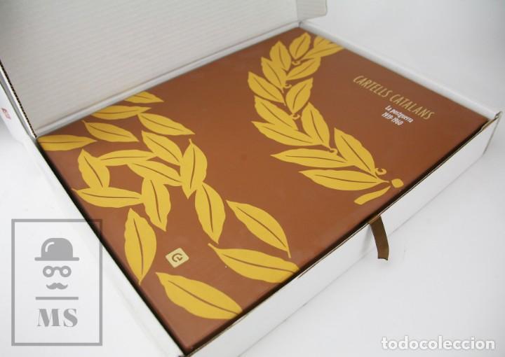 Libros de segunda mano: Colección Completa 7 Libros Gran Formato - Cartells Catalans, 1900-2014 -Enciclopèdia Catalana- #FLA - Foto 6 - 140402594