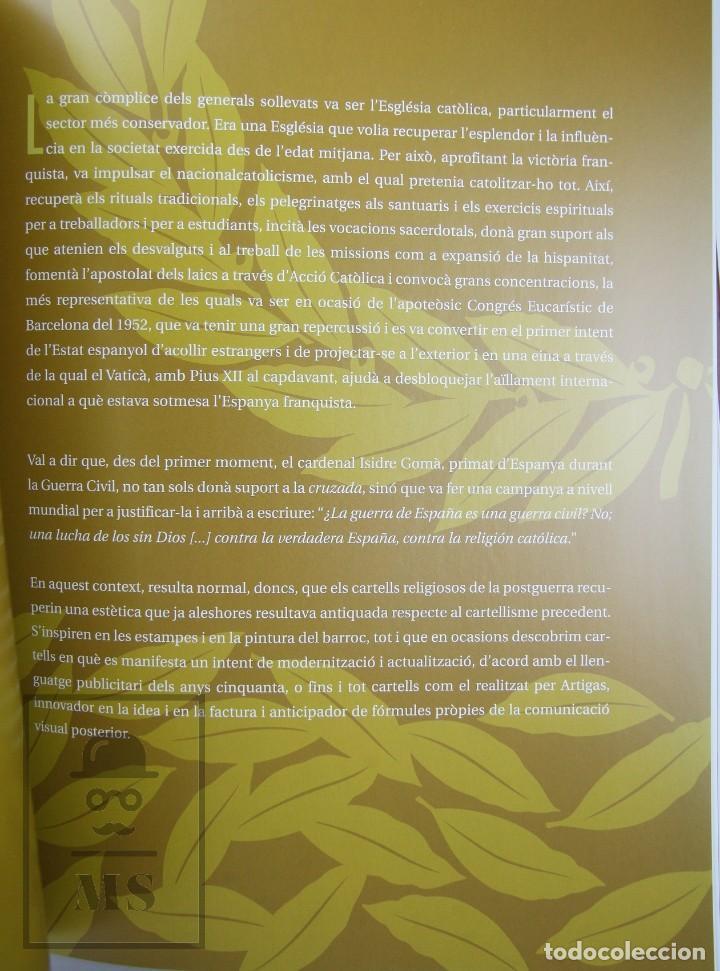 Libros de segunda mano: Colección Completa 7 Libros Gran Formato - Cartells Catalans, 1900-2014 -Enciclopèdia Catalana- #FLA - Foto 15 - 140402594
