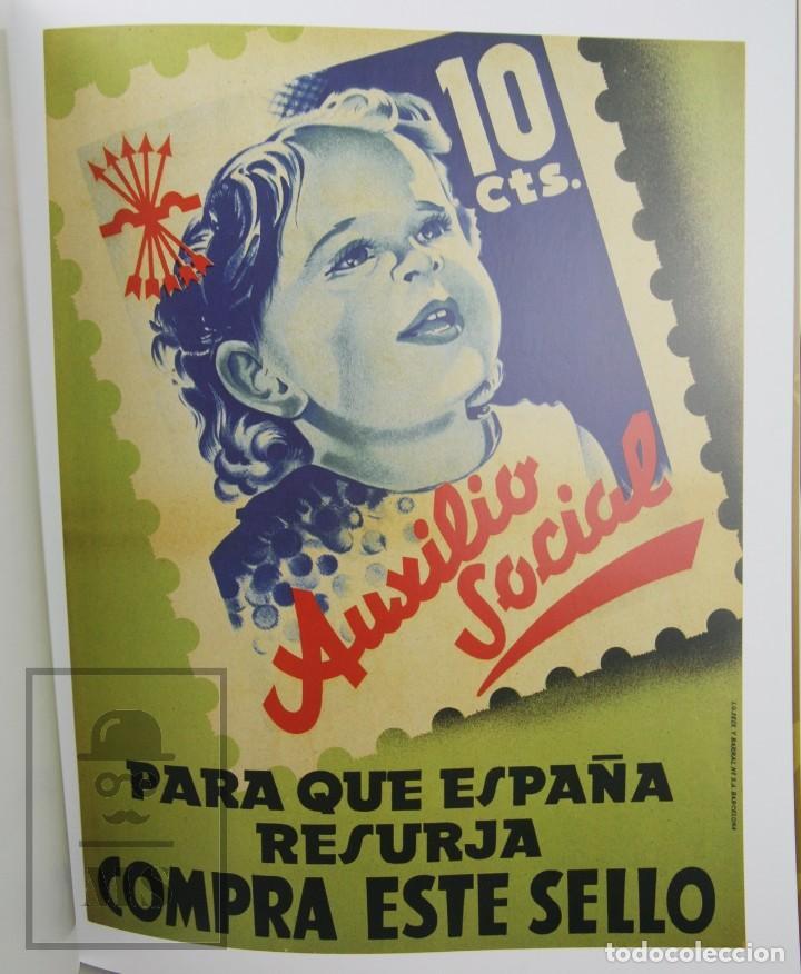 Libros de segunda mano: Colección Completa 7 Libros Gran Formato - Cartells Catalans, 1900-2014 -Enciclopèdia Catalana- #FLA - Foto 16 - 140402594