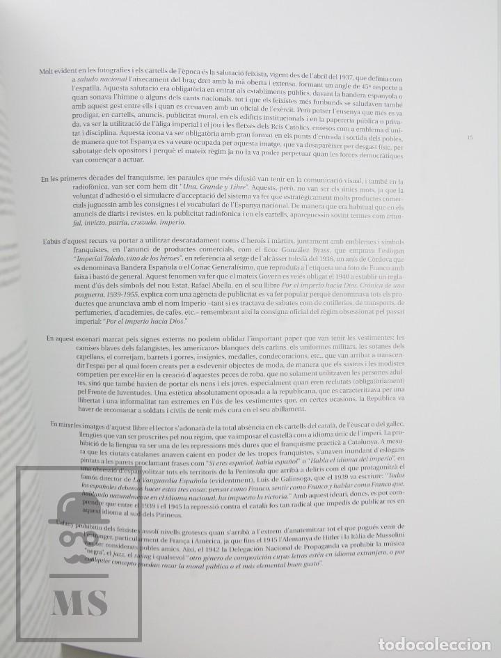 Libros de segunda mano: Colección Completa 7 Libros Gran Formato - Cartells Catalans, 1900-2014 -Enciclopèdia Catalana- #FLA - Foto 17 - 140402594