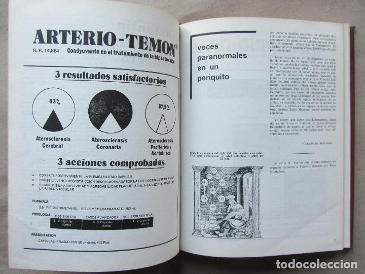 Libros de segunda mano: Ecos de parapsicología Revista de fenomenología paranormal. Primeros 9 números 1974-95 - Foto 6 - 140414902