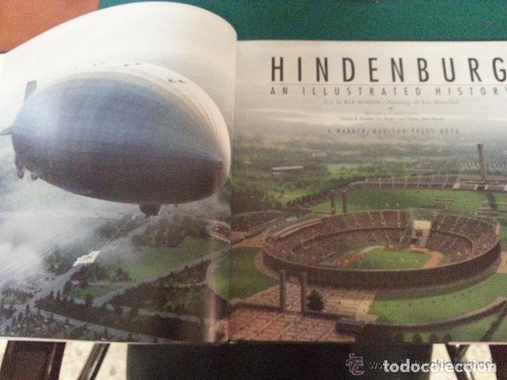 Libros de segunda mano: HINDENBURG ILLUSTRATED HISTORY - RICK ARCHBOLD - Foto 3 - 217959053