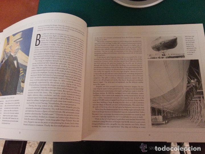 Libros de segunda mano: HINDENBURG ILLUSTRATED HISTORY - RICK ARCHBOLD - Foto 4 - 217959053