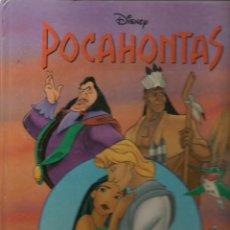 Libros de segunda mano: POCAHONTAS. CIRCULO DE LECTORES 1995. (P/B74). Lote 140523214