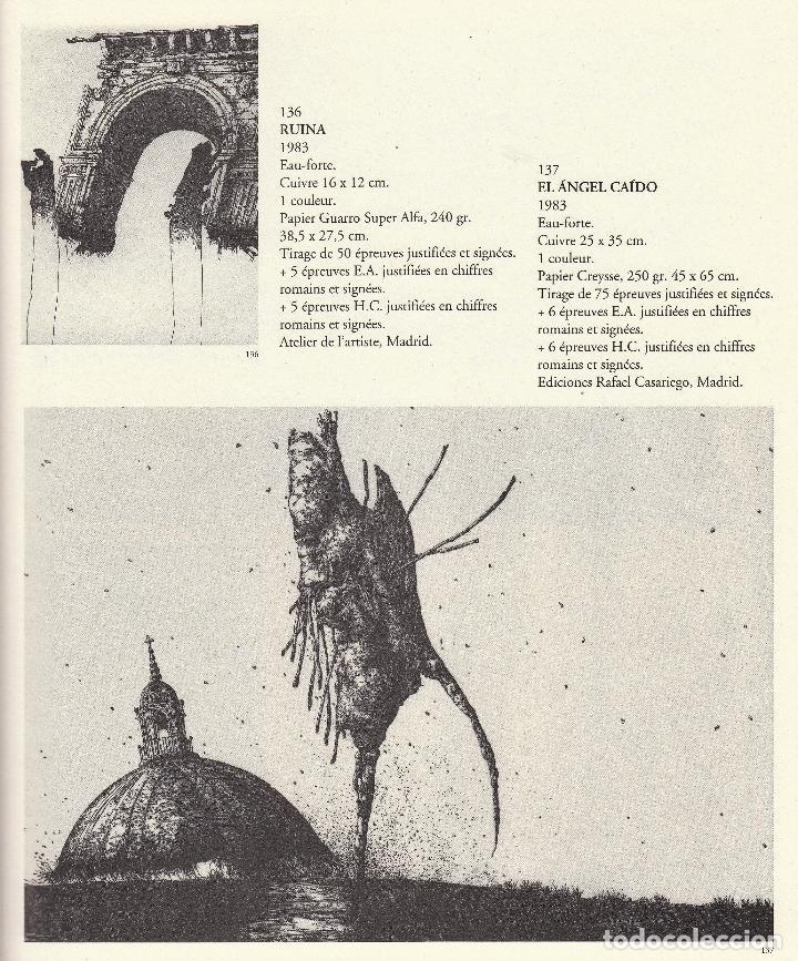 Libros de segunda mano: JOSÉ HERNÁNDEZ OBRA GRÁFICA COMPLETA 1967 1996 CATÁLOGO RAZONADO DEDICADO Y FIRMADO A MANO MUY RARO - Foto 18 - 140591754