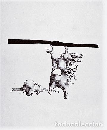 Libros de segunda mano: JOSÉ HERNÁNDEZ OBRA GRÁFICA COMPLETA 1967 1996 CATÁLOGO RAZONADO DEDICADO Y FIRMADO A MANO MUY RARO - Foto 24 - 140591754