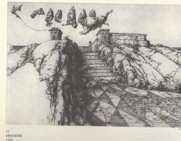 Libros de segunda mano: JOSÉ HERNÁNDEZ OBRA GRÁFICA COMPLETA 1967 1996 CATÁLOGO RAZONADO DEDICADO Y FIRMADO A MANO MUY RARO - Foto 36 - 140591754