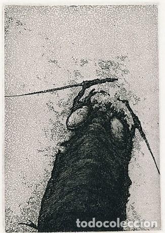 Libros de segunda mano: JOSÉ HERNÁNDEZ OBRA GRÁFICA COMPLETA 1967 1996 CATÁLOGO RAZONADO DEDICADO Y FIRMADO A MANO MUY RARO - Foto 39 - 140591754