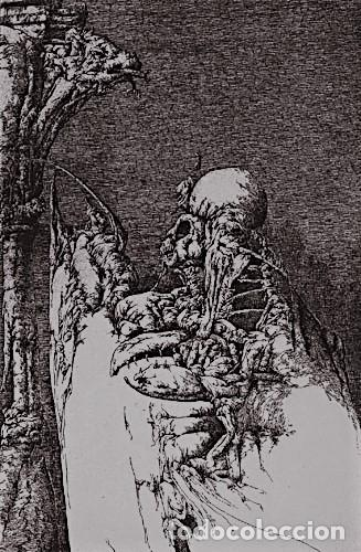 Libros de segunda mano: JOSÉ HERNÁNDEZ OBRA GRÁFICA COMPLETA 1967 1996 CATÁLOGO RAZONADO DEDICADO Y FIRMADO A MANO MUY RARO - Foto 50 - 140591754