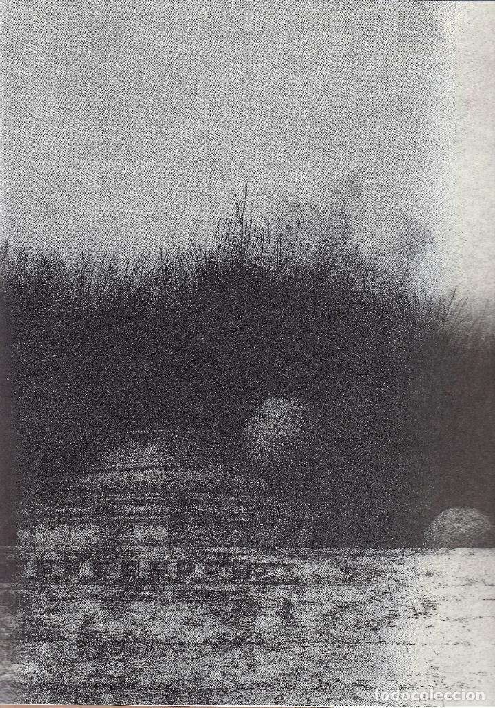 Libros de segunda mano: JOSÉ HERNÁNDEZ OBRA GRÁFICA COMPLETA 1967 1996 CATÁLOGO RAZONADO DEDICADO Y FIRMADO A MANO MUY RARO - Foto 51 - 140591754