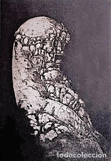 Libros de segunda mano: JOSÉ HERNÁNDEZ OBRA GRÁFICA COMPLETA 1967 1996 CATÁLOGO RAZONADO DEDICADO Y FIRMADO A MANO MUY RARO - Foto 52 - 140591754