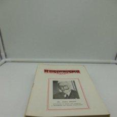 Libros de segunda mano: LOTE DE 57 REVISTAS DE ILUSIONISMO DE LA SOCIEDAD ESPAÑOLA DE IUSIONISMO. AÑOS DE 1949 A 1956. Lote 140602402