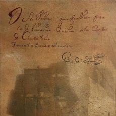 Libros de segunda mano: OBSERVACIONES QUE SE PRACTICAN PARA LA DELINEACIÓN DE NAVÍOS EN LAS COSTAS DE CANTABRIA. AIZPURUA.. Lote 140622914
