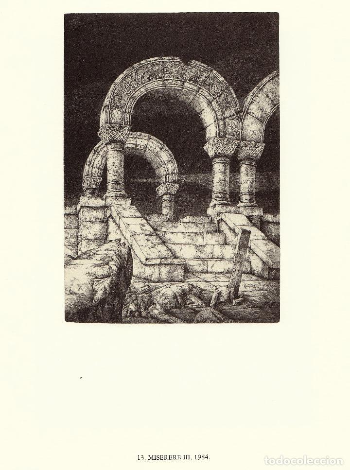 Libros de segunda mano: JOSÉ HERNÁNDEZ OBRA GRÁFICA EXPOSICIÓN VILLENA 2004 DEDICADO Y FIRMADO A MANO POR JOSÉ HERNÁNDEZ - Foto 10 - 140636962