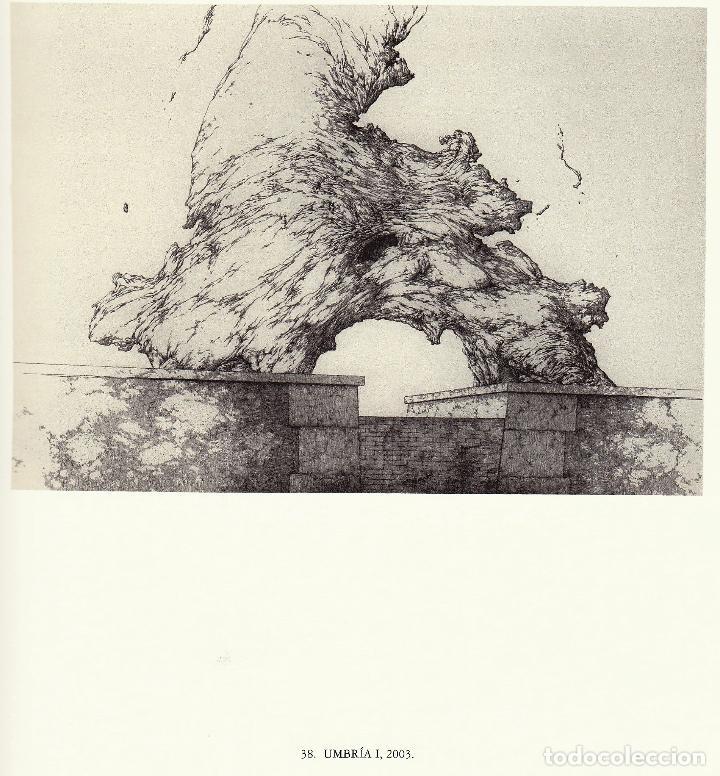 Libros de segunda mano: JOSÉ HERNÁNDEZ OBRA GRÁFICA EXPOSICIÓN VILLENA 2004 DEDICADO Y FIRMADO A MANO POR JOSÉ HERNÁNDEZ - Foto 17 - 140636962