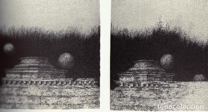 Libros de segunda mano: JOSÉ HERNÁNDEZ OBRA GRÁFICA EXPOSICIÓN VILLENA 2004 DEDICADO Y FIRMADO A MANO POR JOSÉ HERNÁNDEZ - Foto 18 - 140636962