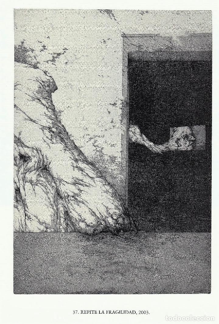 Libros de segunda mano: JOSÉ HERNÁNDEZ OBRA GRÁFICA EXPOSICIÓN VILLENA 2004 DEDICADO Y FIRMADO A MANO POR JOSÉ HERNÁNDEZ - Foto 20 - 140636962