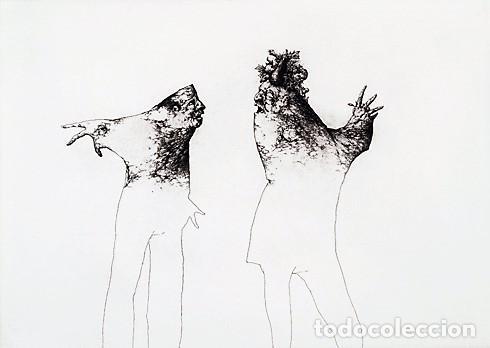 Libros de segunda mano: JOSÉ HERNÁNDEZ OBRA GRÁFICA EXPOSICIÓN VILLENA 2004 DEDICADO Y FIRMADO A MANO POR JOSÉ HERNÁNDEZ - Foto 23 - 140636962