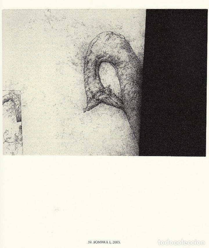 Libros de segunda mano: JOSÉ HERNÁNDEZ OBRA GRÁFICA EXPOSICIÓN VILLENA 2004 DEDICADO Y FIRMADO A MANO POR JOSÉ HERNÁNDEZ - Foto 26 - 140636962