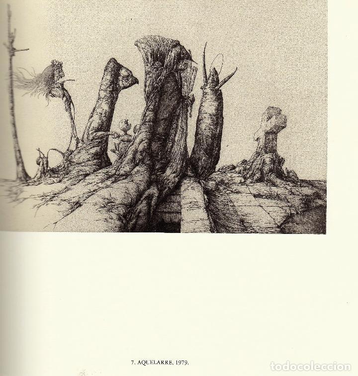 Libros de segunda mano: JOSÉ HERNÁNDEZ OBRA GRÁFICA EXPOSICIÓN VILLENA 2004 DEDICADO Y FIRMADO A MANO POR JOSÉ HERNÁNDEZ - Foto 27 - 140636962